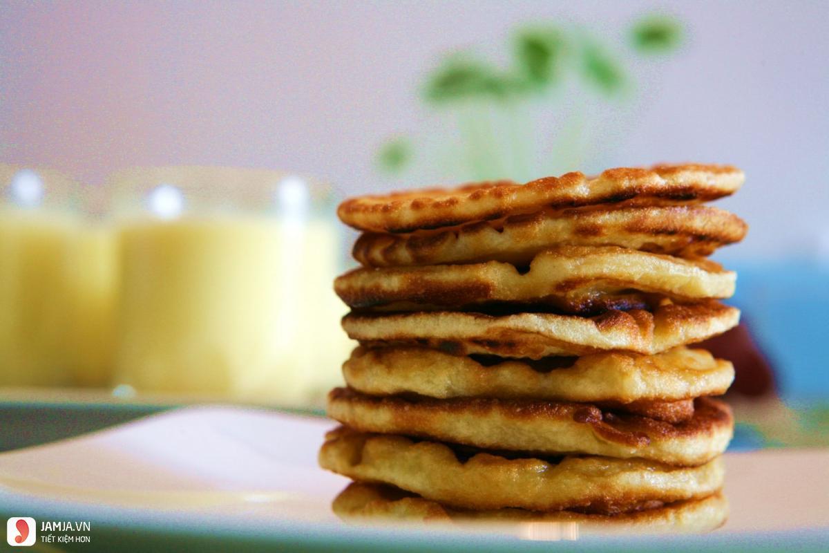 Cách làm bánh đơn giản từ trứng và sữa 1