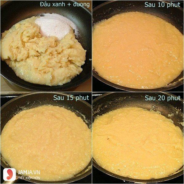Cách làm bánh in đậu xanh - 3