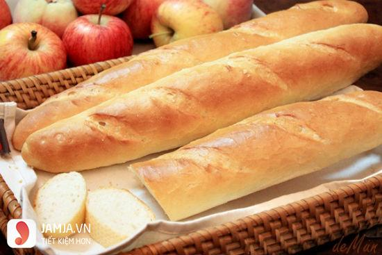 Cách làm bánh mì baguette 1