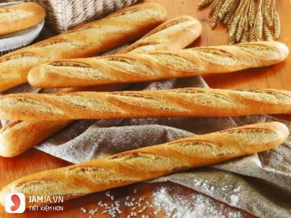 Cách làm bánh mì baguette 2