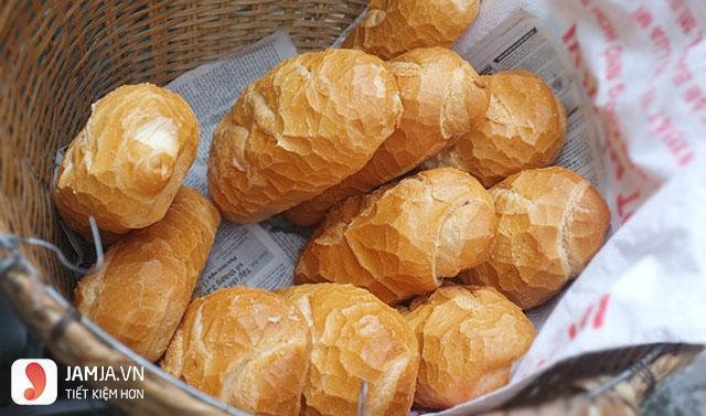 cách làm bánh mì đặc ruột 3