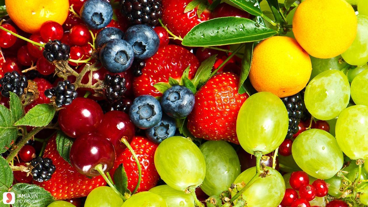 Cách làm bánh sinh nhật rau câu trái cây 2