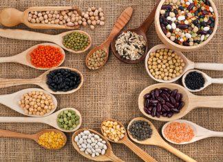 cách làm bột ngũ cốc cho bà bầu