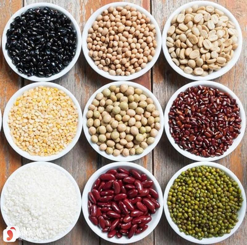 Cách làm ngũ cốc hạt sen 2