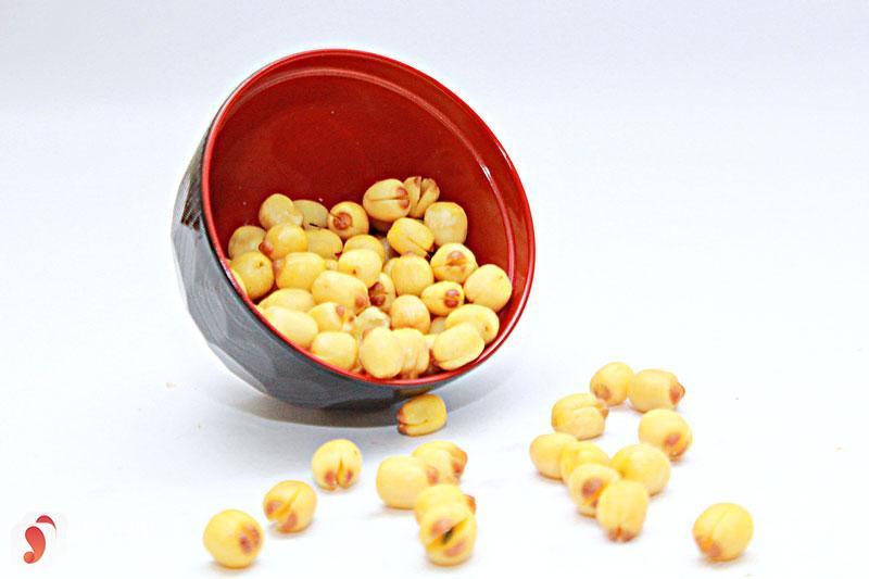 Cách làm ngũ cốc hạt sen