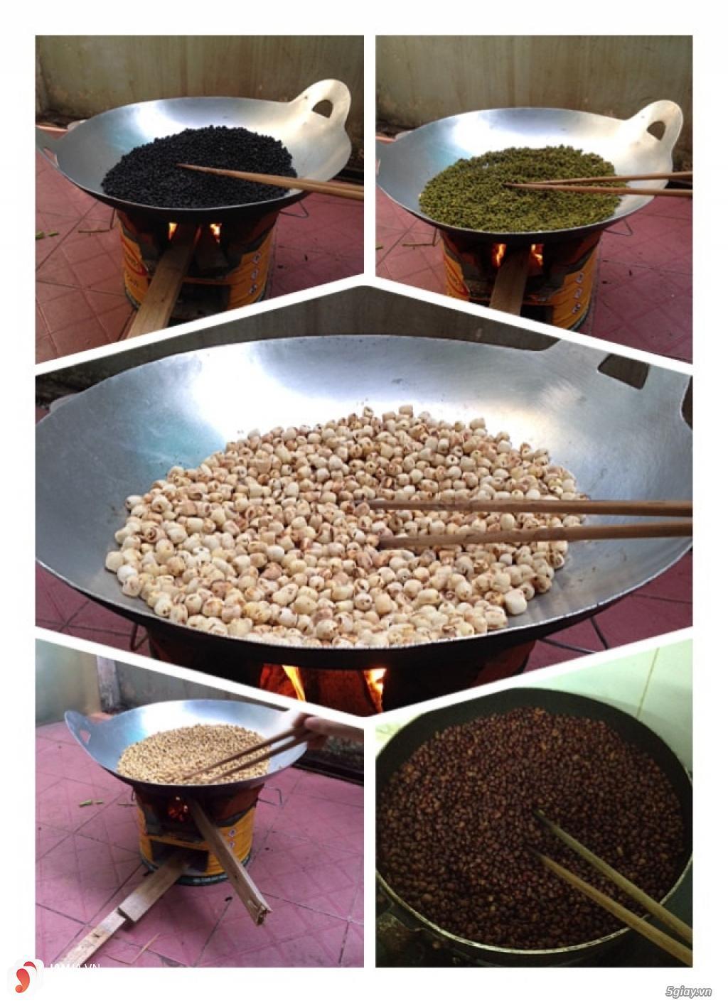Cách làm bột ngũ cốc từ các loại đậu 1