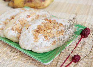 Cách làm kem chuối không cần nước cốt dừa