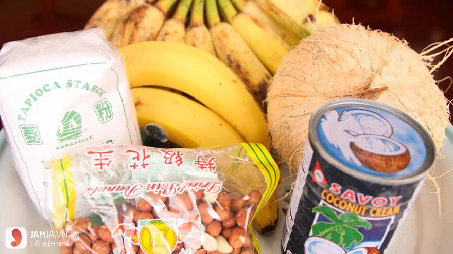 Cách làm kem chuối không cần nước cốt dừa 2