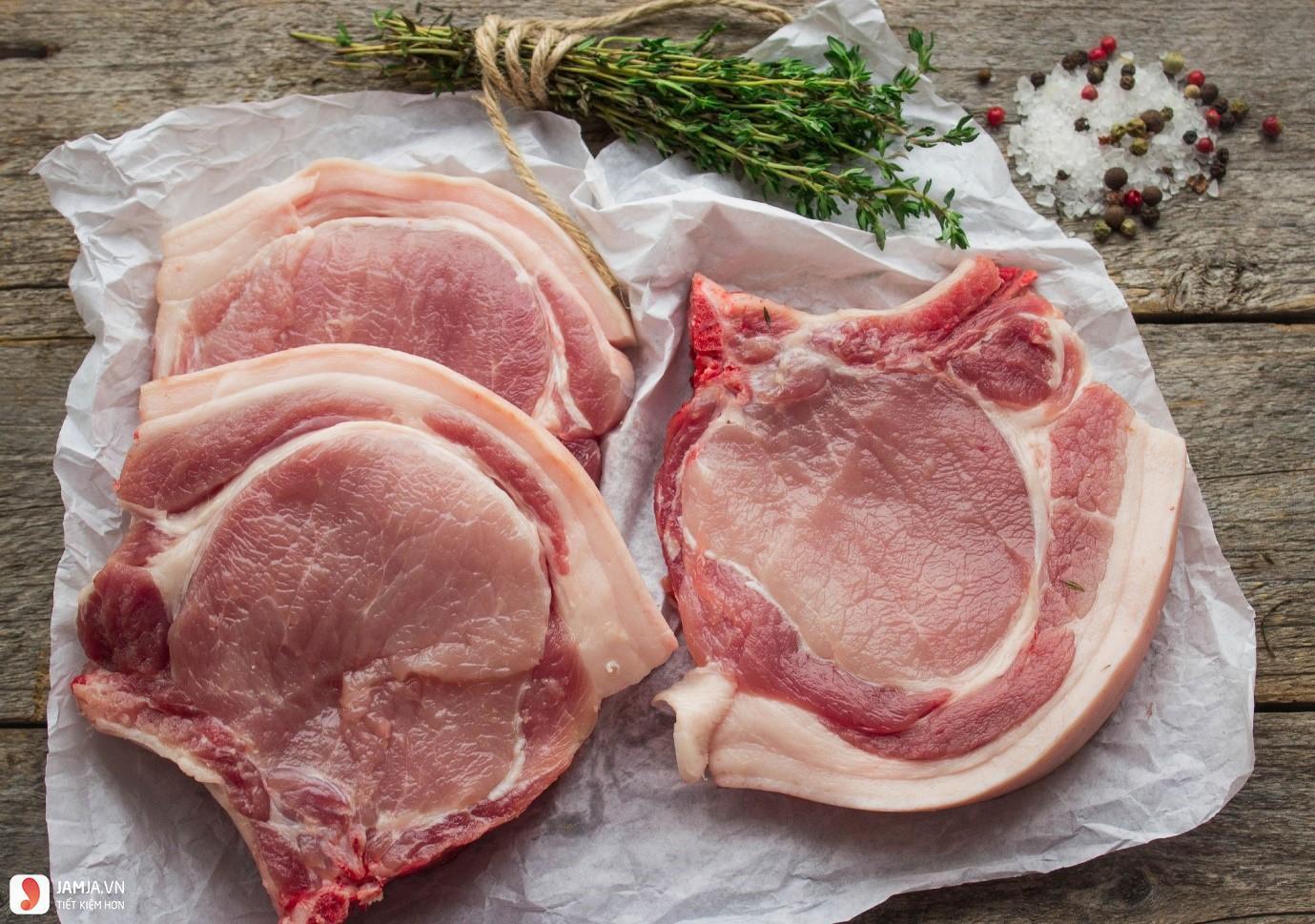Cách làm thịt lợn giả bò khô kiểu Hàn 2