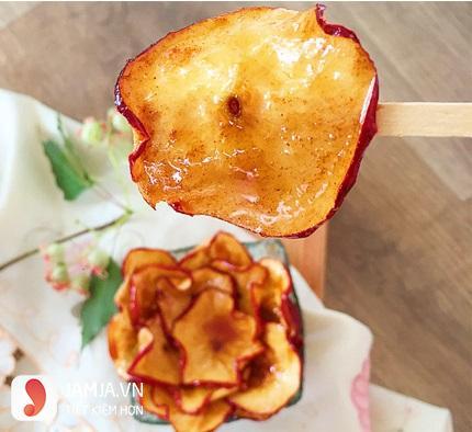 Cách làm mứt táo Mỹ - 4