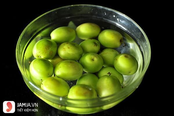 Cách làm mứt táo xanh - 2