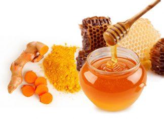 cách làm nghệ mật ong chữa đau dạ dày