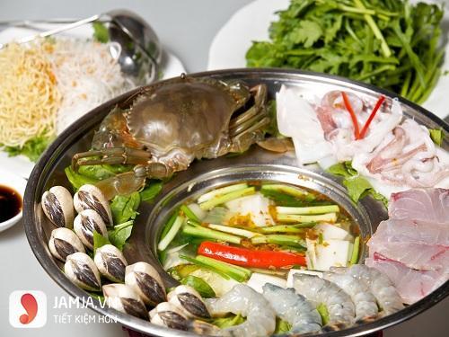Cách làm nước lẩu hải sản 2