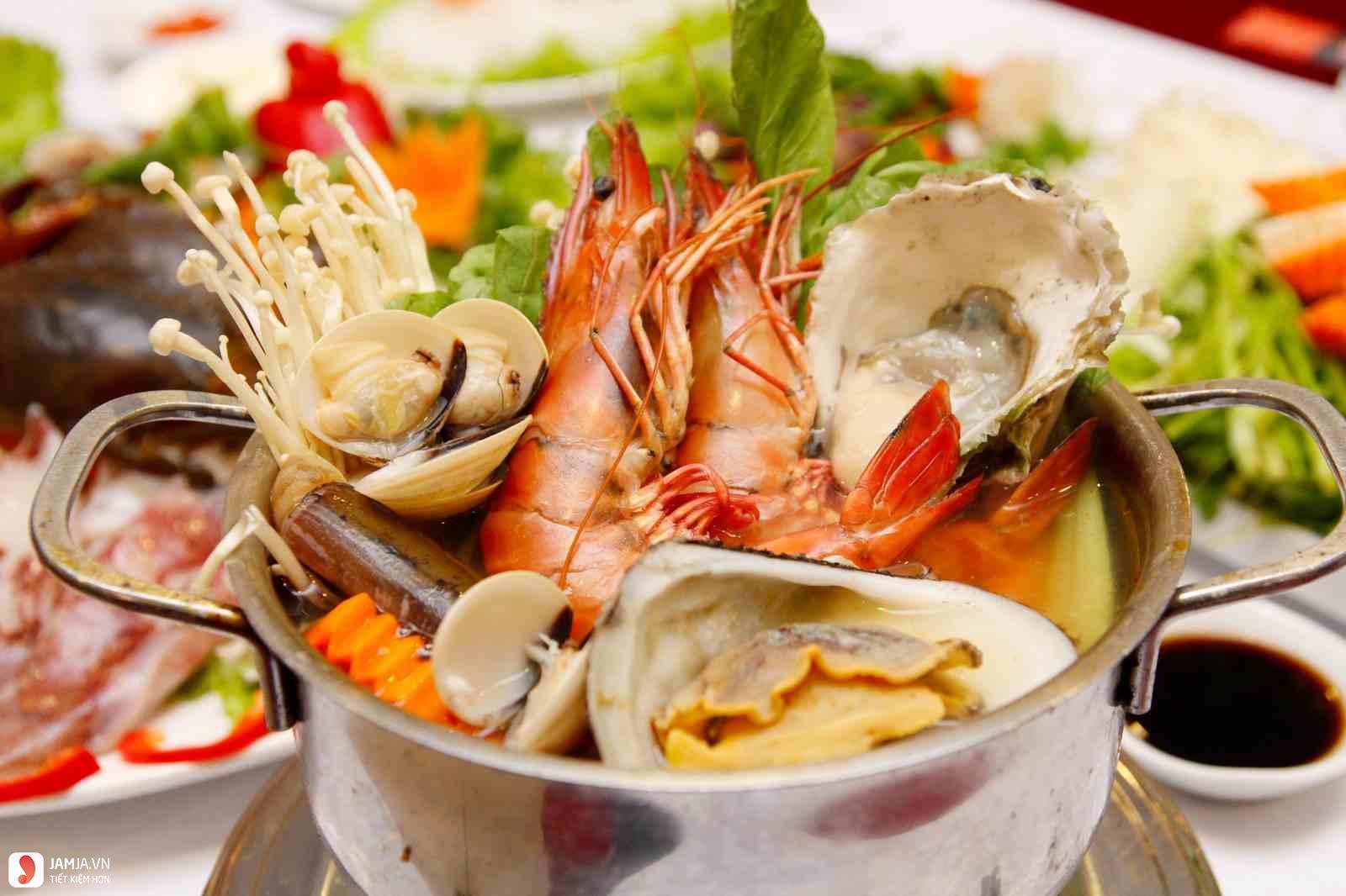 Cách làm nước lẩu hải sản chua cay 1