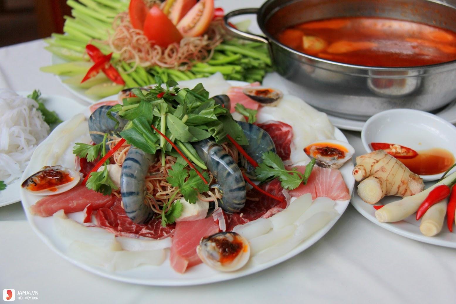 Cách làm nước lẩu hải sản chua cay 3