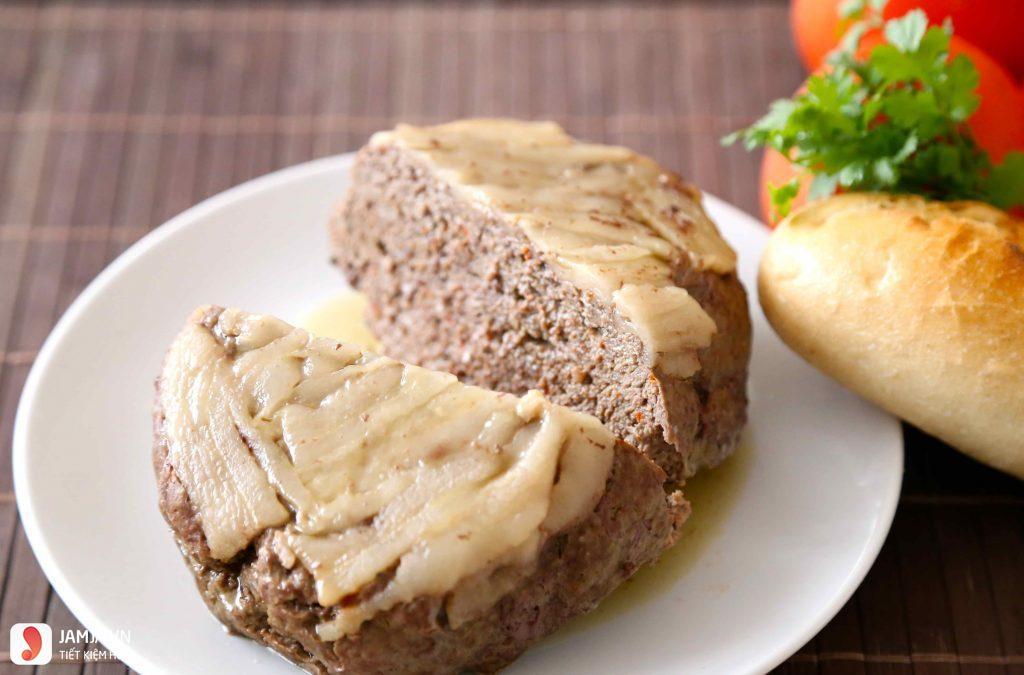 Cách làm pate thịt lợn tại nhà đơn giản