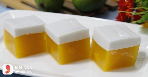 Cách làm rau câu trái thơm - 3