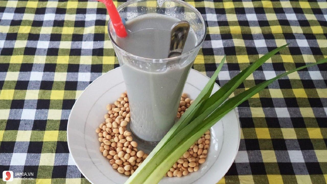 Cách làm sữa mè đen tại nhà 3