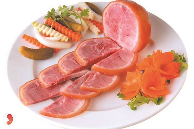 cách làm thịt lợn hun khói 8