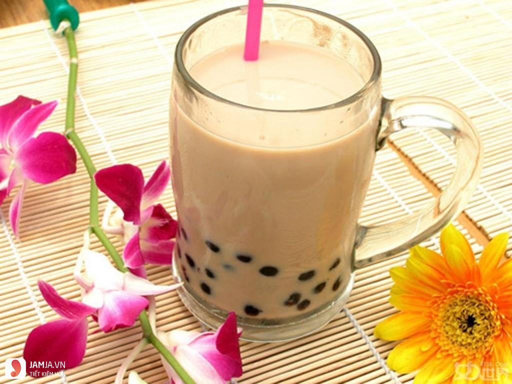Cách làm trà sữa trân châu 2