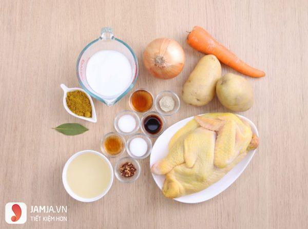 Cách nấu cà ri gà đơn giản - 1