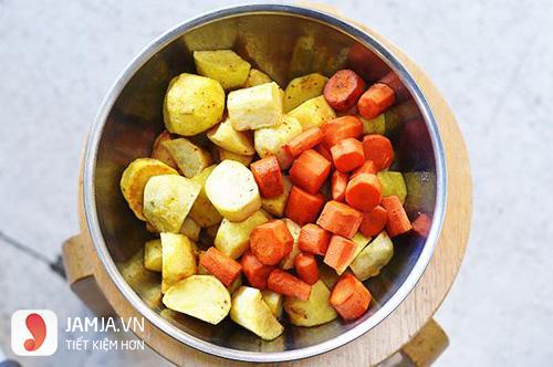 Cách nấu cà ri gà đơn giản - 2