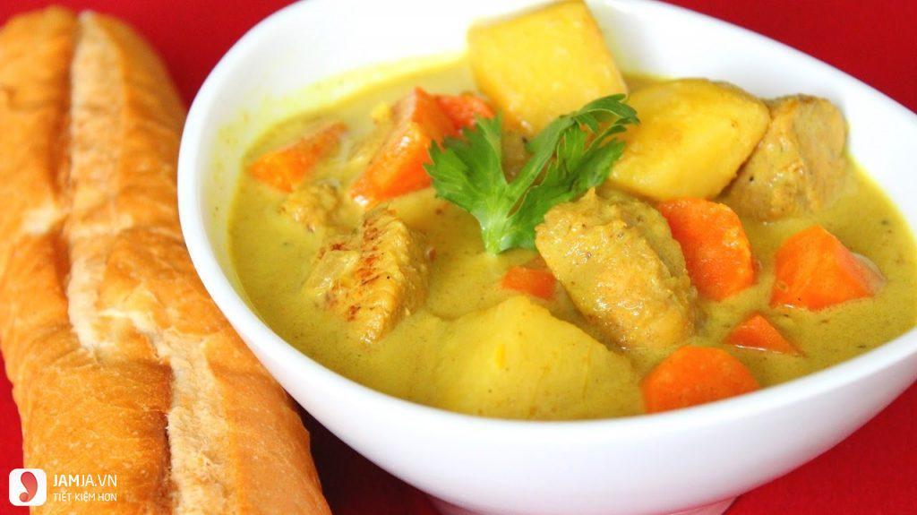 cách nấu cari gà Ấn Độ 4