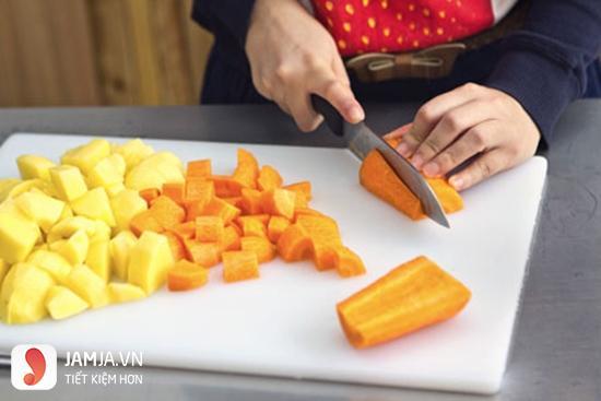 Cách nấu cari gà kiểu thái 2