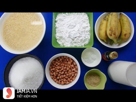 cách nấu chè chuối đậu xanh 2