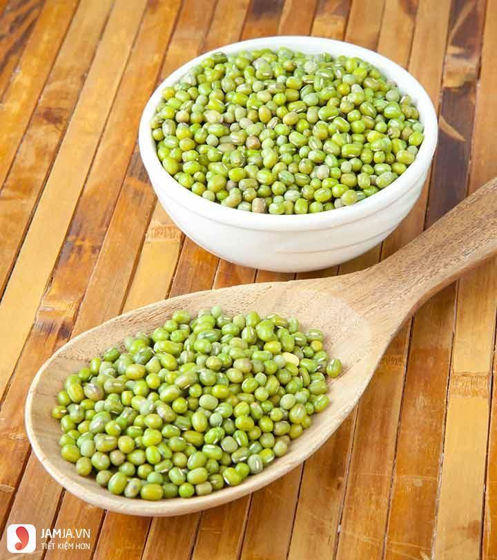 Cách nấu chè đậu xanh nguyên hạt - 1
