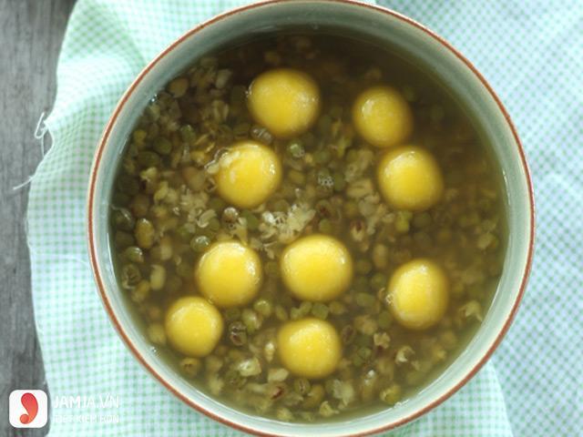 Cách nấu chè đậu xanh nguyên hạt - 3