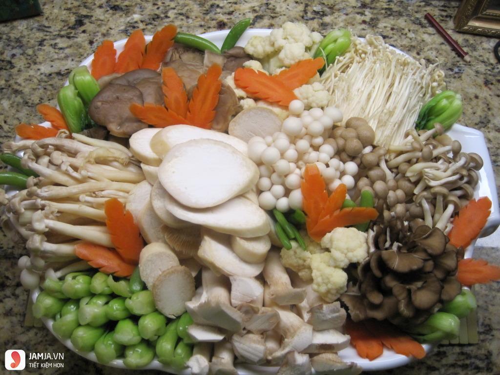 Cách nấu lẩu hải sản chua ngọt 1