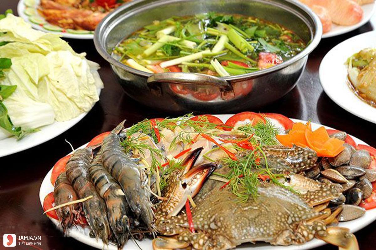 cách nấu nước lẩu hải sản 3