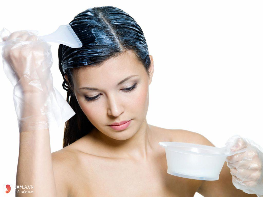 Cách kiểm tra sợi tóc trong khi nhuộm 3