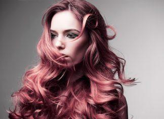 Cách pha thuốc nhuộm tóc màu hồng