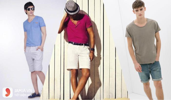 Cách phối áo thun với quần jean cho nam 2