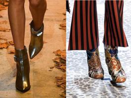 cách phối đồ với giày boot cổ ngắn