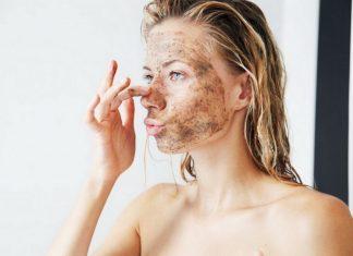 cách tẩy tế bào chết cho da mặt nhờn