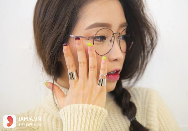 Cách trang điểm khi đeo kính cận 3