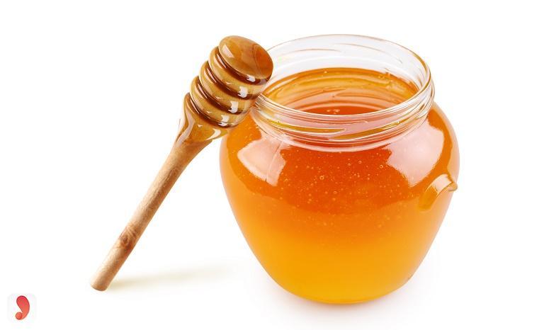 Cách trị thâm môi bằng mật ong 1