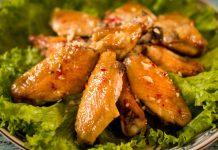 Cách ướp gà nướng sa tế