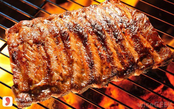 Cách ướp sườn nướng BBQ 2
