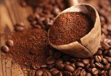 Bã cà phê giúp khử mùi hôi trong tủ lạnh