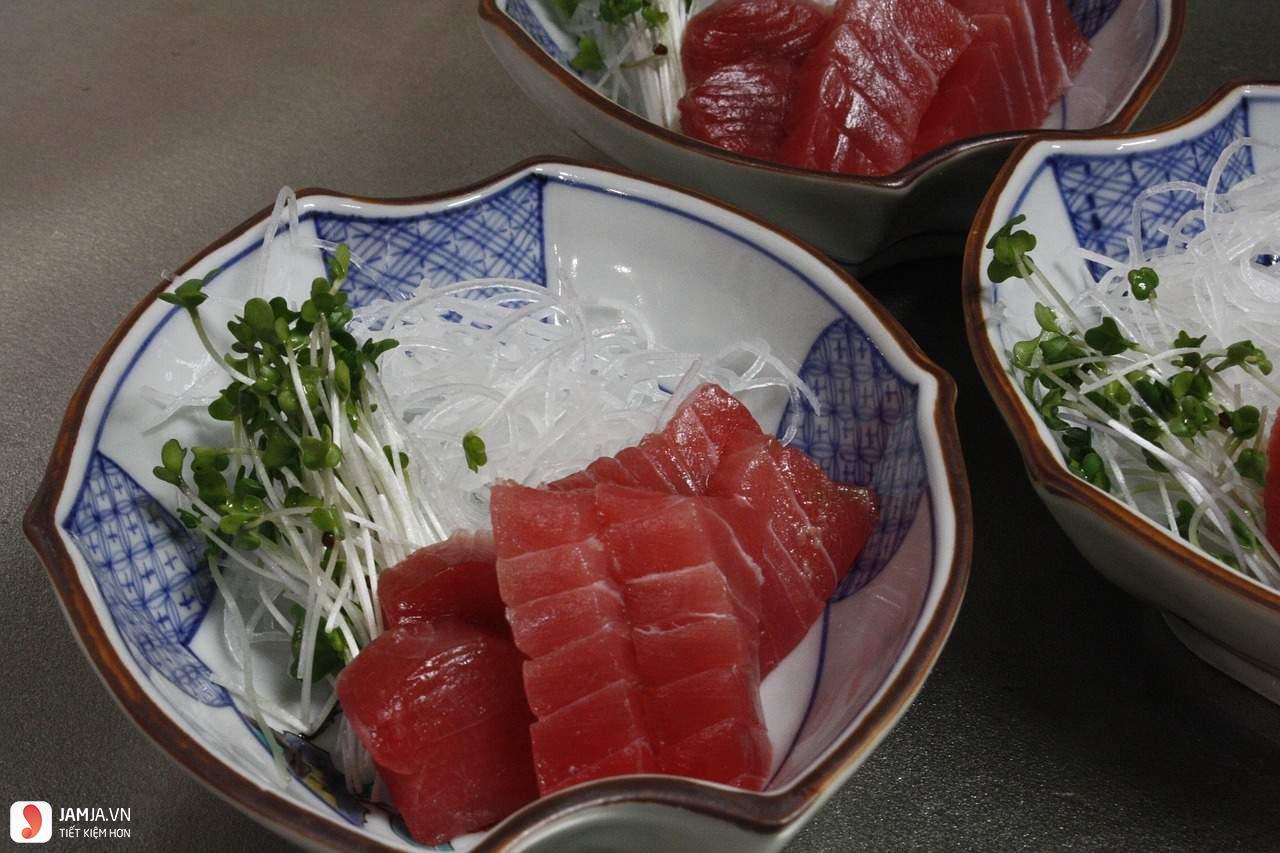 Lợi ích của cá ngừ với sức khỏe