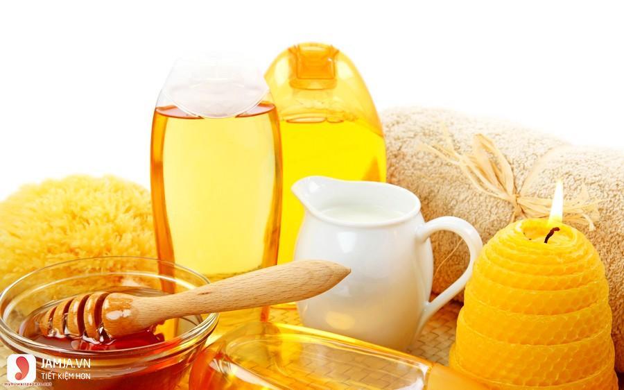 Công dụng của mật ong và khoai tây 1