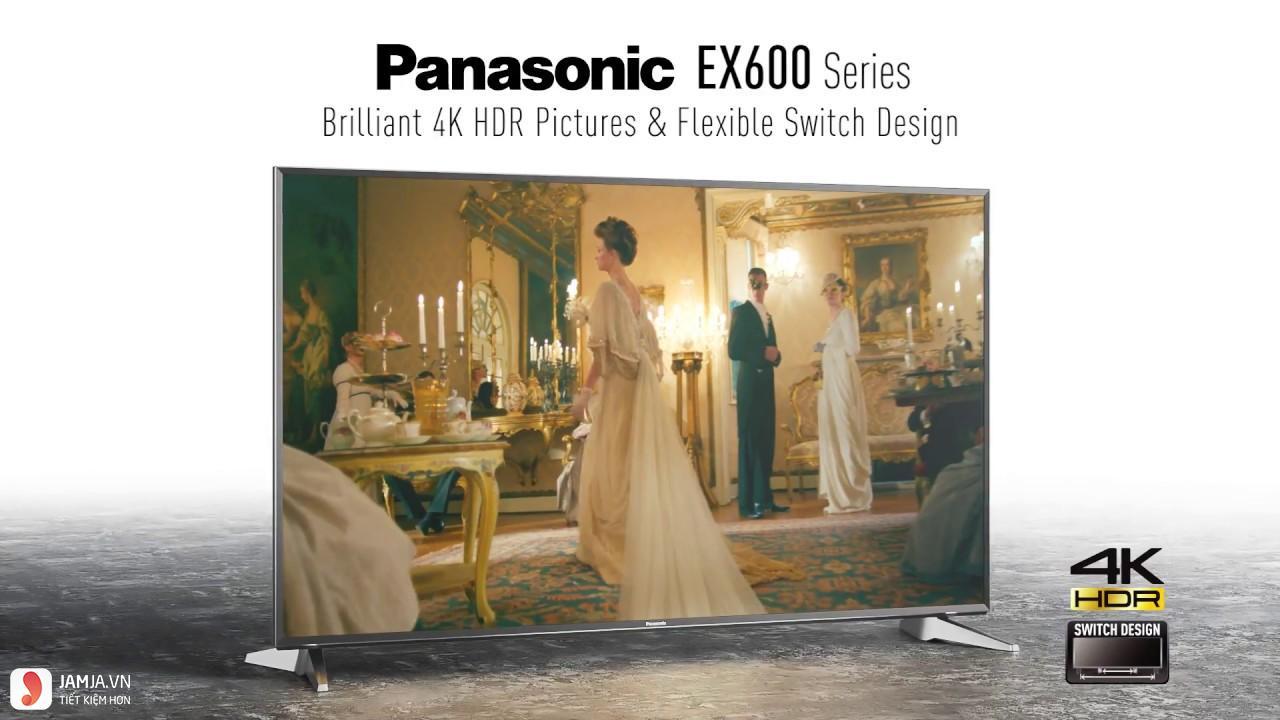 Đặc điểm nổi bật của Tivi Panasonic 4K 49 inch - 1