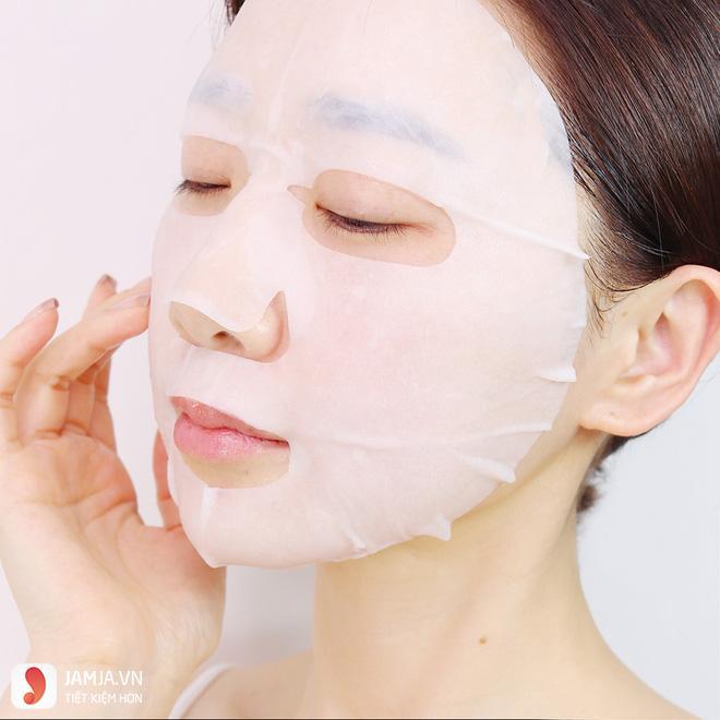 Đắp mặt nạ giấy có tác dụng gì 3
