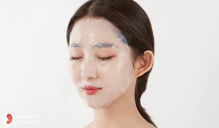 Những lưu ý để đắp mặt nạ giấy đúng cách dưỡng da mềm mịn 1