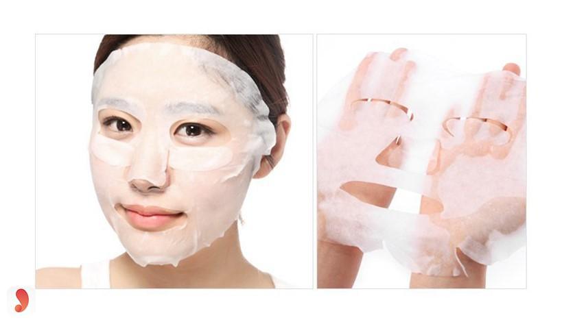 Những lưu ý để đắp mặt nạ giấy đúng cách dưỡng da mềm mịn