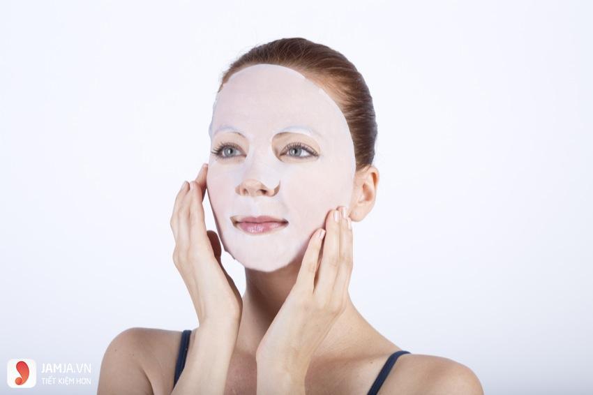Những lưu ý để đắp mặt nạ giấy đúng cách dưỡng da mềm mịn 8